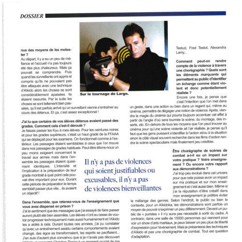 Interview de Pascal Guillemin par Germain Chamot dans Self & Dragon n°2 (juillet-août-septembre 2020), pp.54-56 2/2